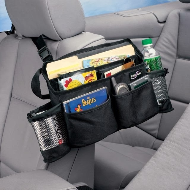 Cool and Innovative Car Organizers (15) 2