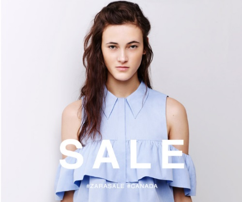 Zara Summer Sale