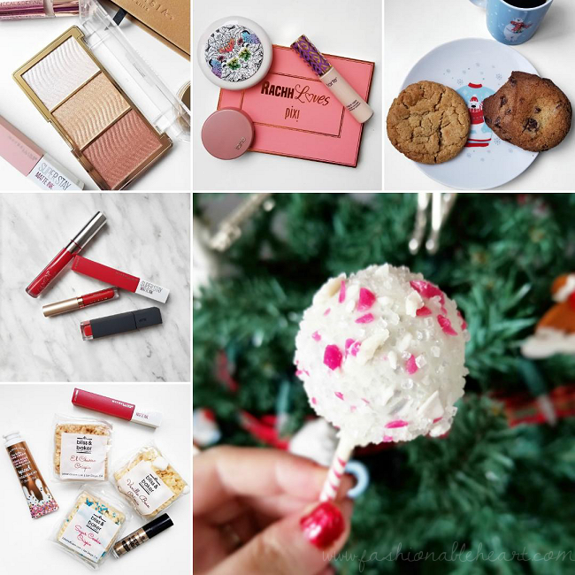 bblogger, bbloggers, bbloggerca, bbloggersca, canadian beauty blogger, southern blogger, lifestyle blog, instamonth, instagram roundup. milani, stellar lights, rose glow, bliss and baker, bliss & baker, rice krispie treats, rice krispies, le gourmand, toronto bakery, cookies, mac cosmetics, switch compacts, tis the season