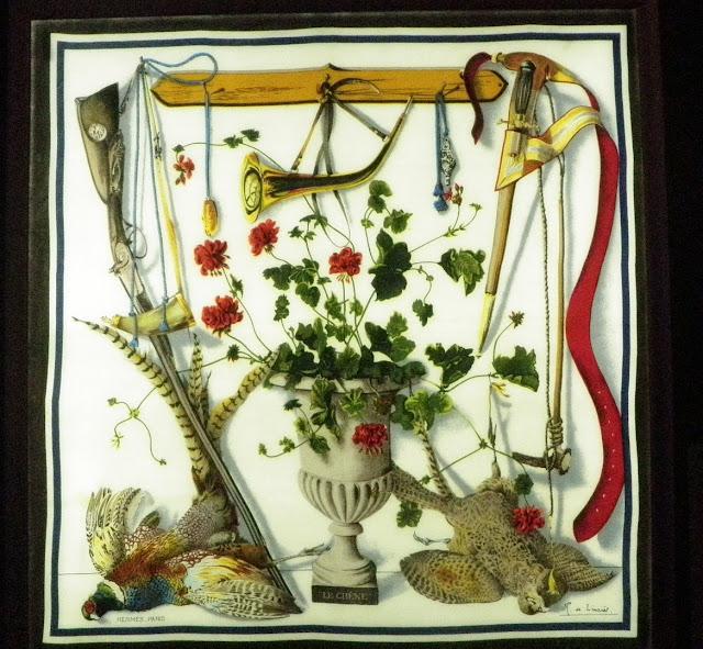 Fleurs Et Gibiers (Цветы и дичь), 1962 год, художник Henri de Linares