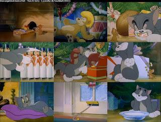 Tom y Jerry: La noche de Navidad