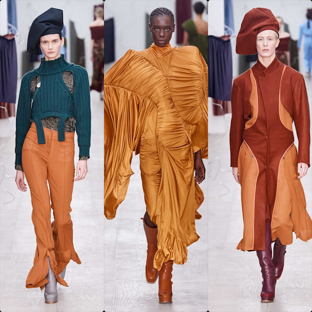 Richard Malone Fall-Winter 2020-2021 London by RUNWAY MAGAZINE