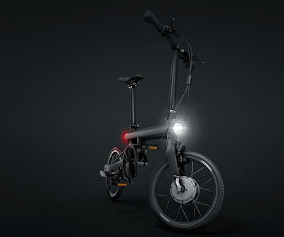 Xiaomi foldable bicycle