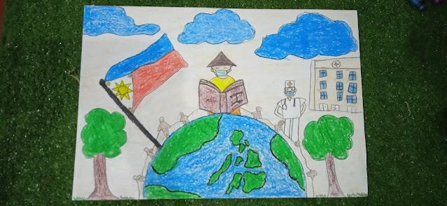 Buwan ng Wika Poster Making Contest Grade 3