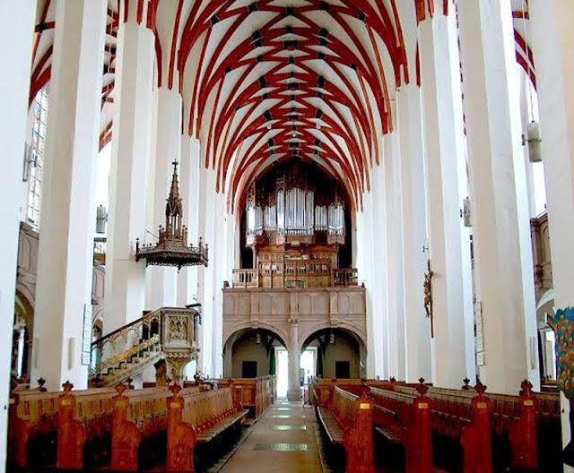 Igreja St. Thomas em Leipzig
