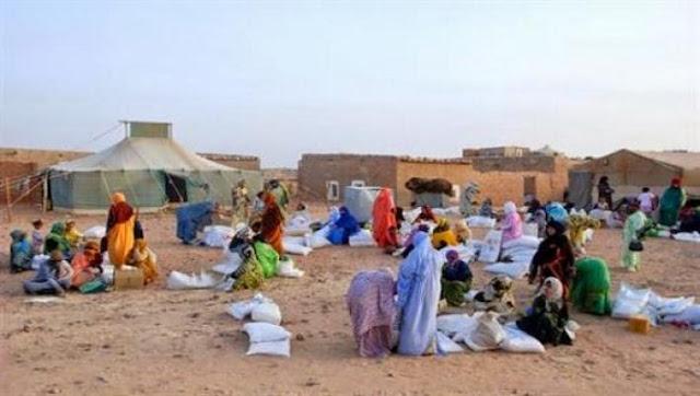 La Commission européenne doit justifier sa proposition de réduire son aide aux réfugiés sahraouis
