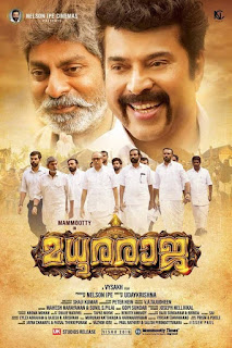 Madhuraraja 2019 Hindi Dubbed 720p WEBRip