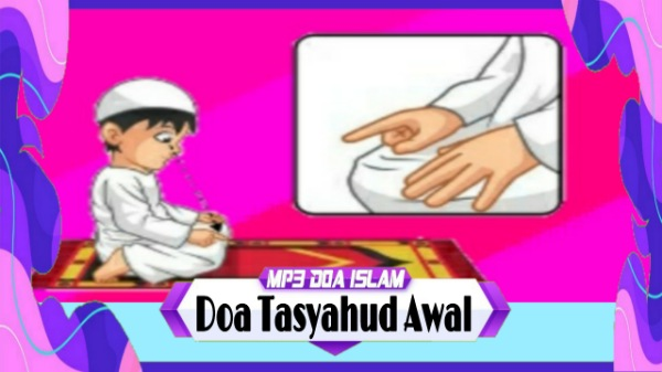 Doa Tasyahud Awal