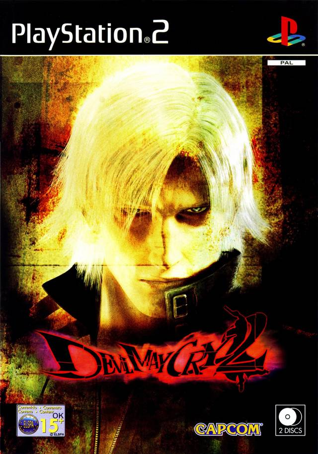 Devil May Cry 2 PAL PS2