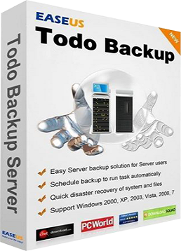 EaseUS Todo Backup 10.5.0.1 build 20170629 poster box cover
