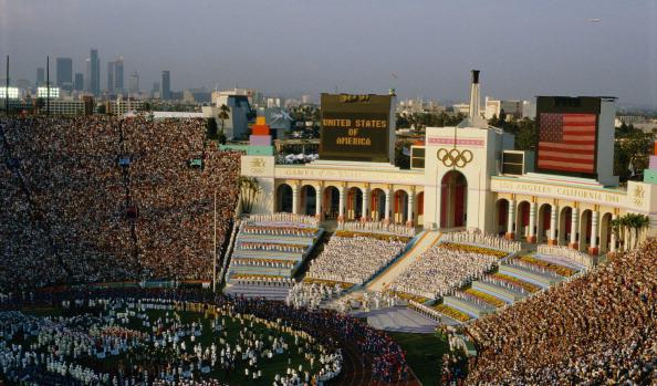 Los Ángeles, listos para su candidatura a los JJOO 2024