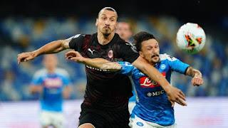 نابولي وميلان على قمة التعادل في الدوري الايطالي .. تعرف أكثر على التفاصيل