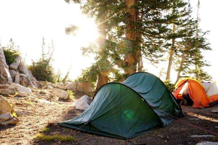 Sunrise Camping Tents