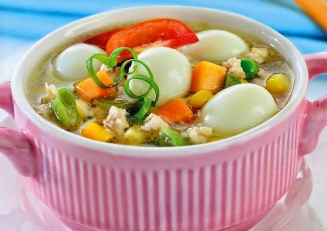 Makanan sehat untuk meredakan demam