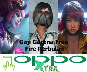 Gaji Garena Free Fire Perbulan