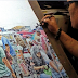 11 watercolor paintings depicting Manila scenes that looks incredibly real!