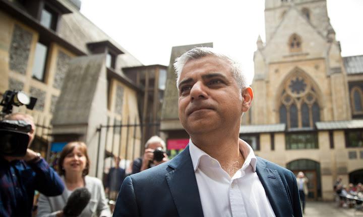 Sadiq Khan Walikota London 2016 Menjadi Walikota Muslim Pertama London Inggris