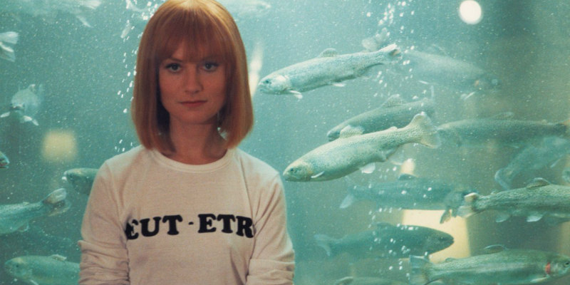 isabelle huppert the trout