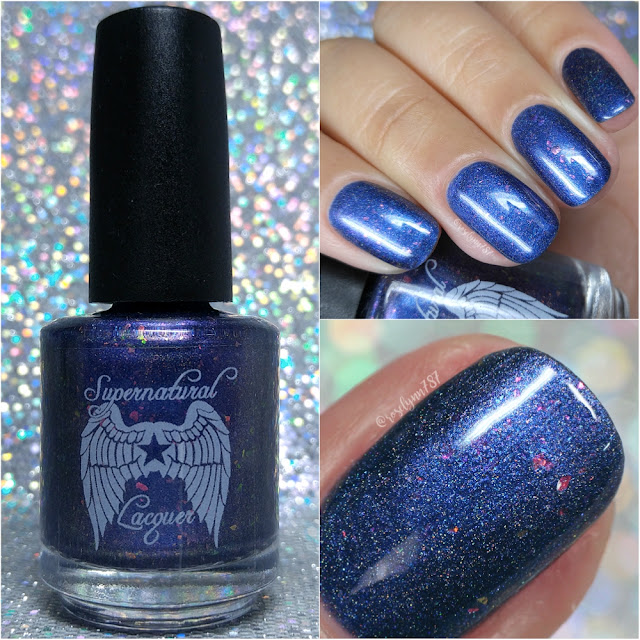 Supernatural Lacquer - Polish Pick Up October 2017