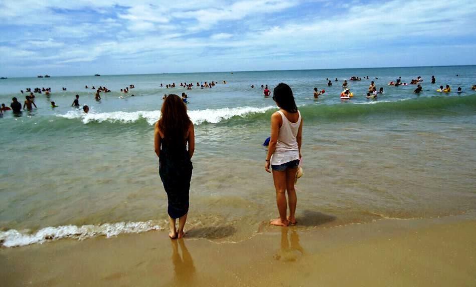 Kinh nghiệm du lịch Bình Châu Hồ Cốc Vũng Tàu