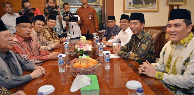 Jokowi Pinang Tokoh NU Ke Dalam Kabinet? Sekjen PBNU: Sami'na Waato'na