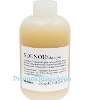 Logo Diventa tester shampoo NouNou di Davines