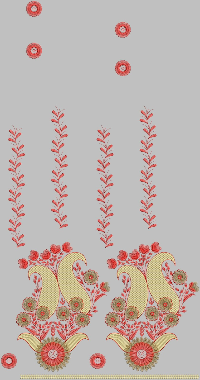 Free emb embroidery designs daman for Design online