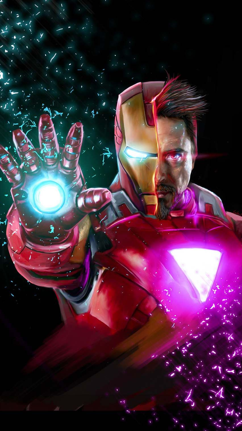 Iron Man Wallpapers From Avengers Endgame In Hd 4k Whats