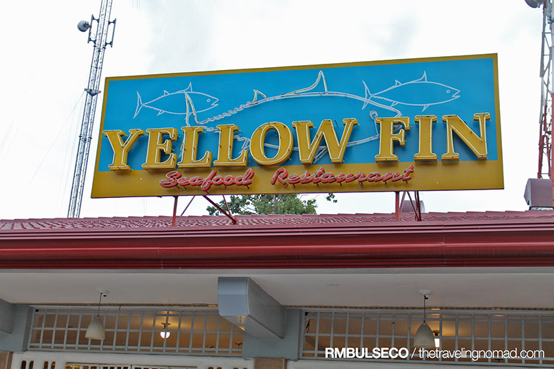 Yellow Fin Davao