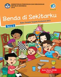 Buku tema 3 Siswa Kelas 3 K13 2018