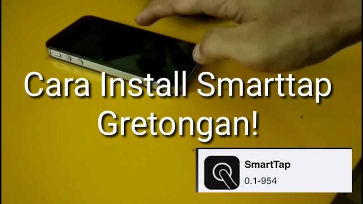 Cara Menginstal Smarttap Gratis di iOS