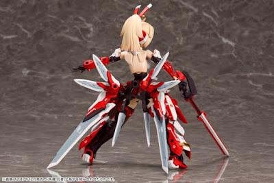 Asura Archer de Megami Device - Kotobukiya