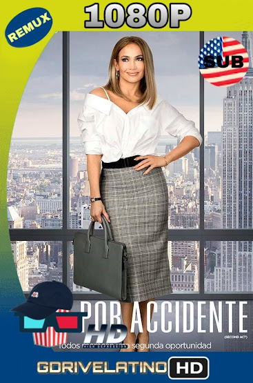 Jefa Por Accidente (2018) BDRemux 1080p SUBTITULADO MKV
