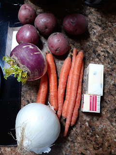 Photo of pasty ingredients