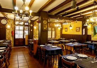 restaurante asturiano madrid ciudad