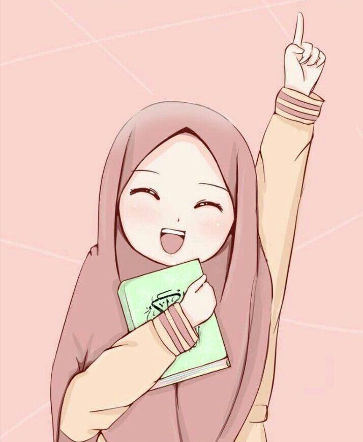Kartun Muslimah Lucu Android