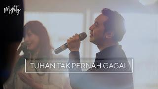 Lirik Lagu Tuhan Tak Pernah Gagal - NDC Worship