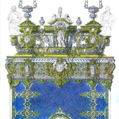 Escogido el diseño del paso de Jesús de Gran Poder de Granada