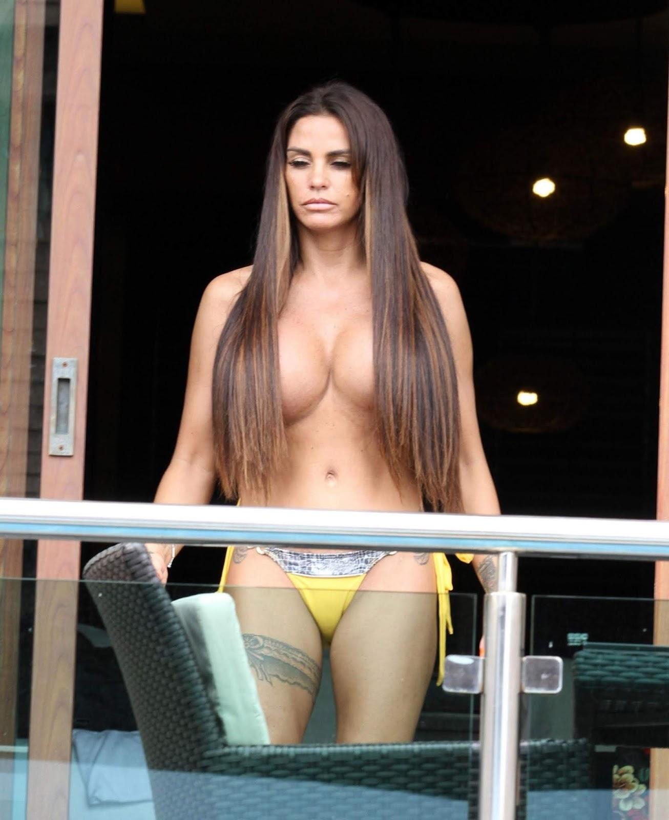 Katie Price Nude Photoshoot