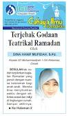 Tulisan Hari ke-25 Program Cahaya Ilmu Ramadhan tahun 2019