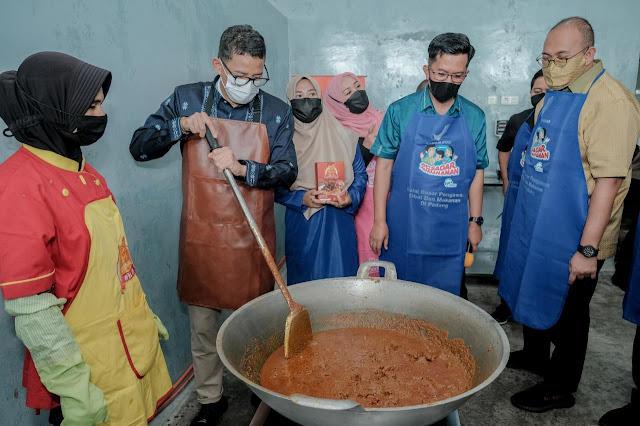 Sandiaga Uno Sebut 'Indonesia Spice Up The World' Tingkatkan Peluang Industri Kuliner.lelemuku.com.jpg