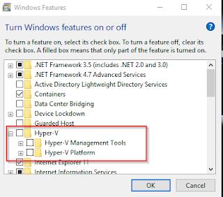2 Cara Mengaktifkan Dan Menonaktifkan Hyper-V Di Windows 10