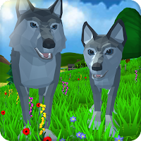 Wolf Simulator: Wild Animals 3D Mod Apk