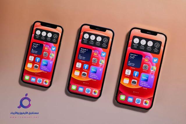 """حقيقة توقف إنتاج """"iPhone 12 Mini"""" في الربع الثاني من 2021"""