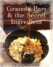 Granola Bars and the Secret Ingredient
