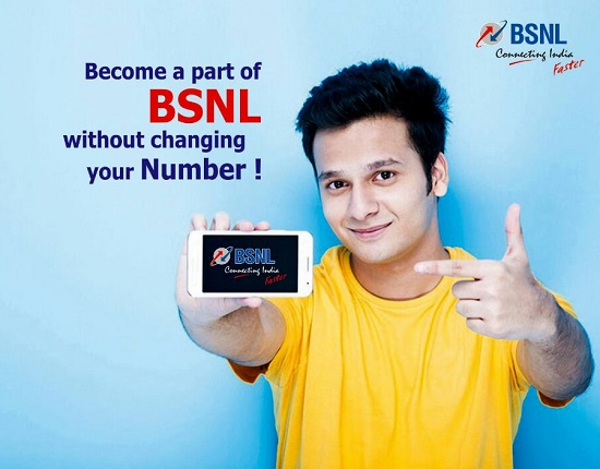 BSNL launches Unlimited 3G Data STVs for all prepaid mobile customers from 21st April 2016 on wards