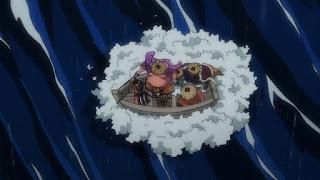 ワンピースアニメ   赤鞘九人男   ONE PIECE   Nine Red Scabbards   Hello Anime !