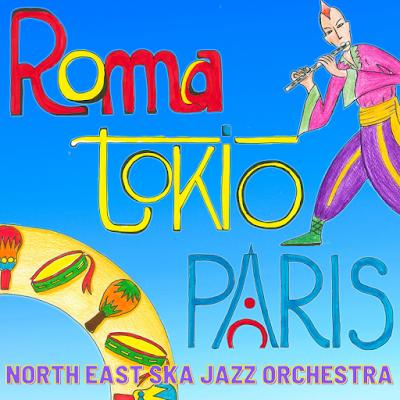 NESJO - Roma Tokyo Paris