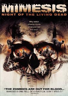 Poster de Mimesis: Play of Dead : Un homenaje a La Noche de los muertos vivientes
