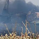 Avião de caça da Força Aérea Brasileira cai em Campo Grande